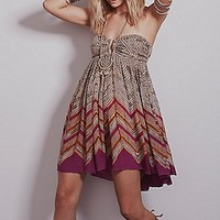 Free People Womens FP ONE Laharya Bandeau Dress -