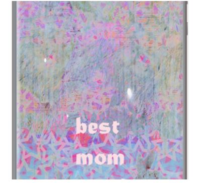 best mom By bunnynoir for Apple iPhone 5/5s