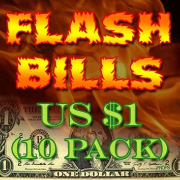 Flash Bill Ten Pack