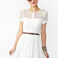Light Wave Dress in  What's New at Nasty Gal