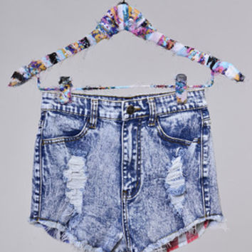 Made In The USA Shorts - Shoreline Boutique