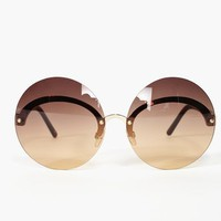 Monobrow Shades in  What's New at Nasty Gal
