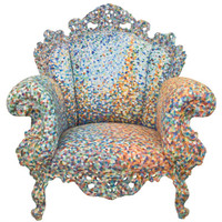 'Poltrona di Proust' Armchair By Alessandro Mendini