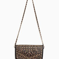 Gold Rush Bag in  Accessories Back In Stock at Nasty Gal