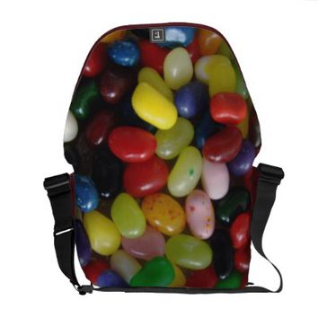 Oh, Jelly Beans Rickshaw Messen - Customized