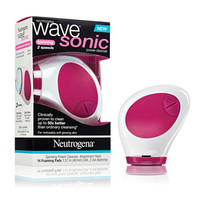 Wave Sonic Spinning Power-Cleanser