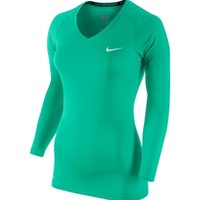 Nike Women's Pro Combat Core Fitted II Long Sleeve Shirt