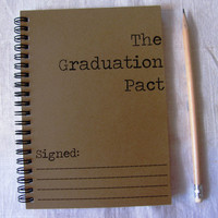 The Graduation Pact -   5 x 7 journal