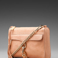 REBECCA MINKOFF Mini Mac in Peach at Revolve Clothing - Free Shipping!