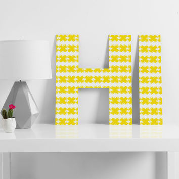 Lisa Argyropoulos Sunshine Kisses Decorative Letters