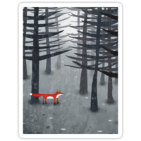 The Fox and the Forest T-Shirts & Hoodies