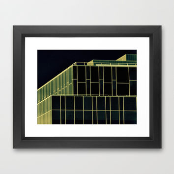 Uncomplex Complex Framed Art Print by RichCaspian | Society6