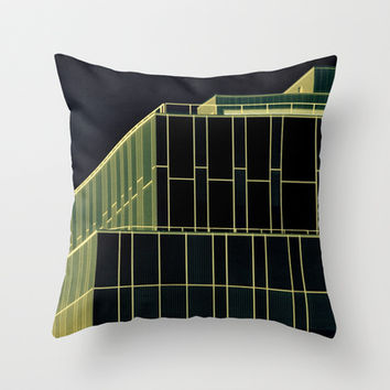 Uncomplex Complex Throw Pillow by RichCaspian