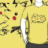 Pikachu Trio T-Shirts  Hoodies by lomm | RedBubble