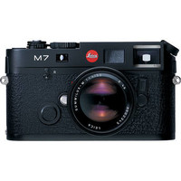 M7 TTL .72 Rangefinder Camera (Black)