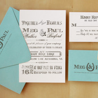 &quot;Old West&quot; Wedding Invitation Rubber Stamp | antiquariadesignstudio