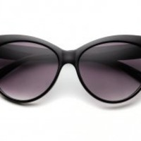 80's collection - abbey lee cateye sunglasses