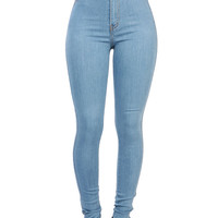 Timeless Fade High Waist Skinnys | Trendy Jeans at Pinkice.com