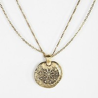 Ancient Coins Necklace-
