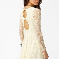 Juliet Lace Dress in  What&#x27;s New at Nasty Gal