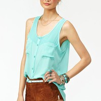 So Fresh Tank in  What's New at Nasty Gal