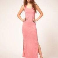 Column Maxi Dress - Basadress.com