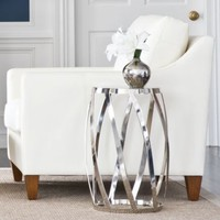 ethanallen.com - nickel accent table | ethan allen | furniture | interior design