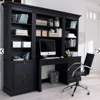 ethanallen.com - new country by ethan allen modular work unit | ethan allen | furniture | interior design