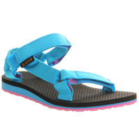 Teva Original Universal Blue Pink - Sandals