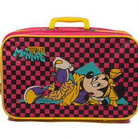 80s Vintage Minnie Mouse Disney Suitcase Hot by TheBabyDynosaur