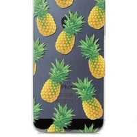 Skinnydip London Pineapple iPhone 5 Case