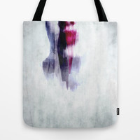 Kiss Tote Bag by SensualPatterns