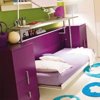 Cabrio In | Single Beds | Resource Furniture