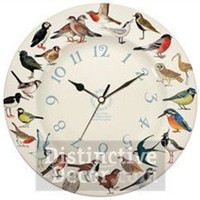Emma Bridgewater Birds Clock