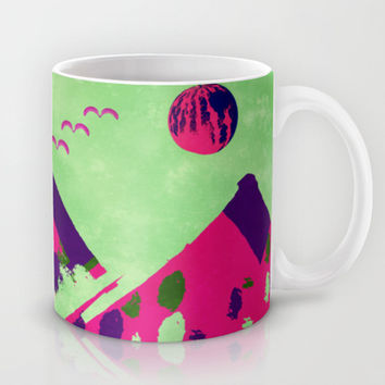 Watermelon  Mug by SensualPatterns