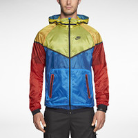 Nike Tech Windrunner Men's Jacket - Tour Yellow
