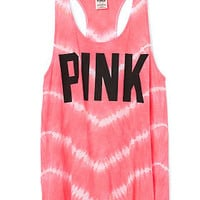 4<sup>th</sup> of July Racerback Tank - PINK - Victoria's Secret