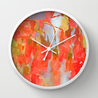 Epoque Wall Clock by Jacqueline Maldonado | Society6