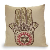 Hamsa Pillow - New Arrivals