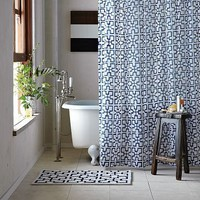 Trellis Shower Curtain | west elm
