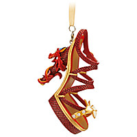 Mushu Shoe Ornament