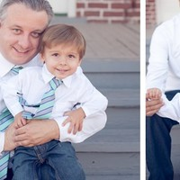 Daddy & Me – Matching Ties for Dads and Boys