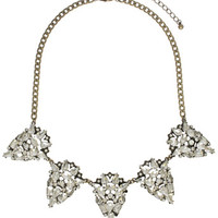 Ezra Crystalline Necklace