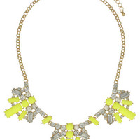Neon Cielo Necklace