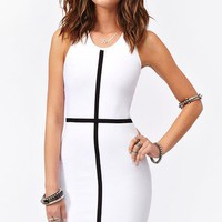 Cross The Line Dress in  What's New at Nasty Gal