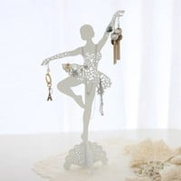 MochiThings.com : Ballerina Earring Holder