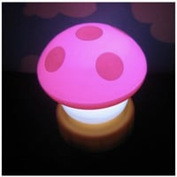 MochiThings.com : Pink Mushroom Lamp