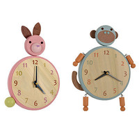ANIMAL CLOCKS | UncommonGoods
