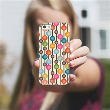 mocha chocca candy bubbles iPhone 5s case by Sharon Turner | Casetagram ~ get $5 off using code: 5A7DC3