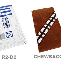 Star Wars Beach Towels - Chewbacca